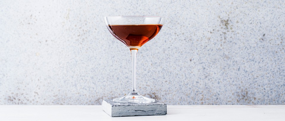 Manhattan Cocktail Recipe Olivemagazine