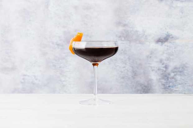 "Sherry Manhattan Recipe ""title ="" Sherry Manhattan Recipe ""/> <body></p> <p><i><span style="