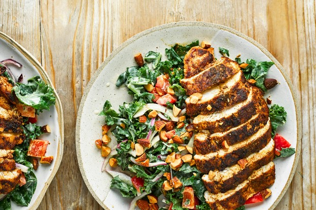 38 Healthy Chicken Recipes Under 500 Calories Olivemagazine