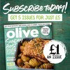 olive subscription deal March 2020