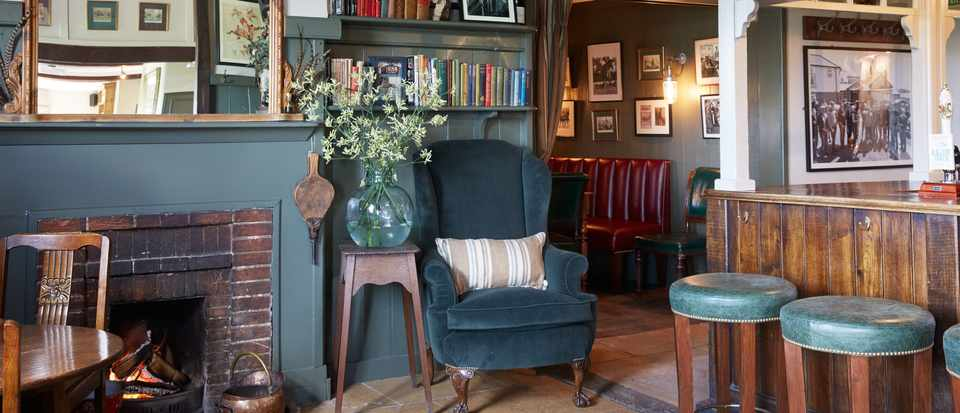 The Pheasant Inn, Hungerford: restaurant and rooms review