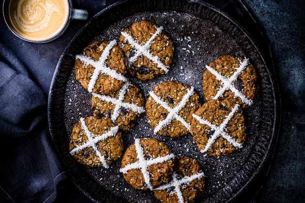 Recettes de biscuits croisés chauds