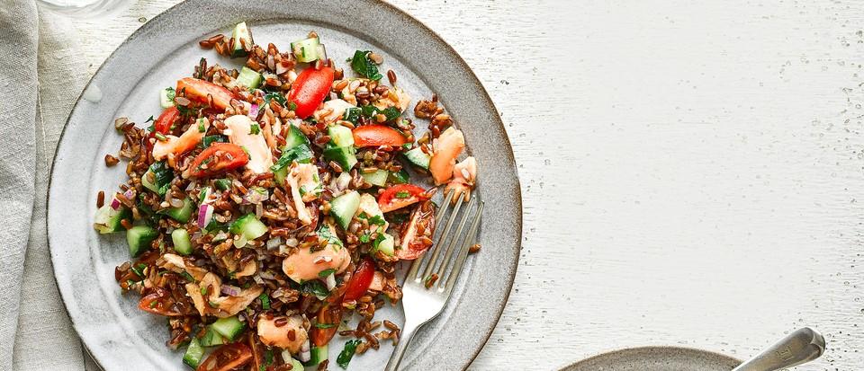 Easy warm salad recipes