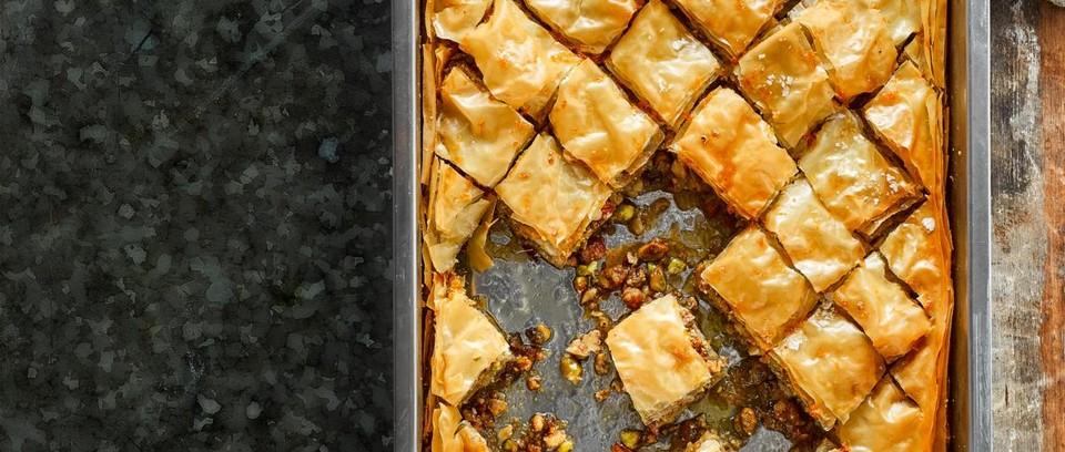 Baklava Recipe Olivemagazine