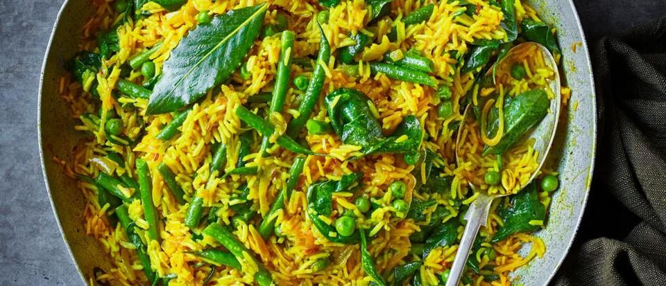 Best vegetarian one-pot recipes