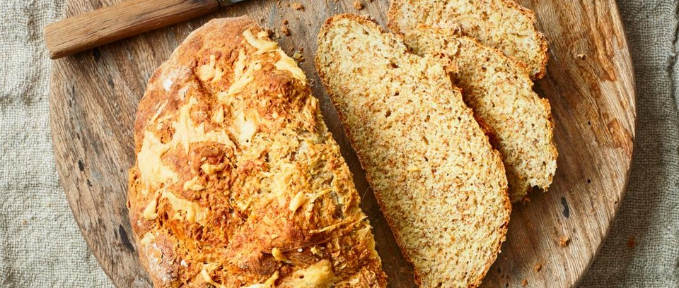 Cheese Soda Bread Recipe Olivemagazine