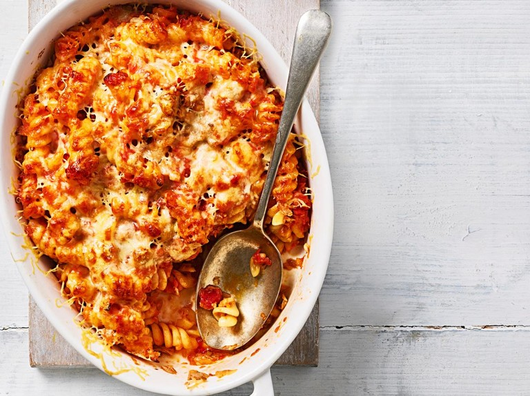 Easy Tune Pasta Bake Recipe Olivemagazine