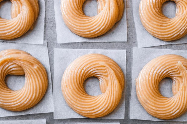 Crullers sifflés