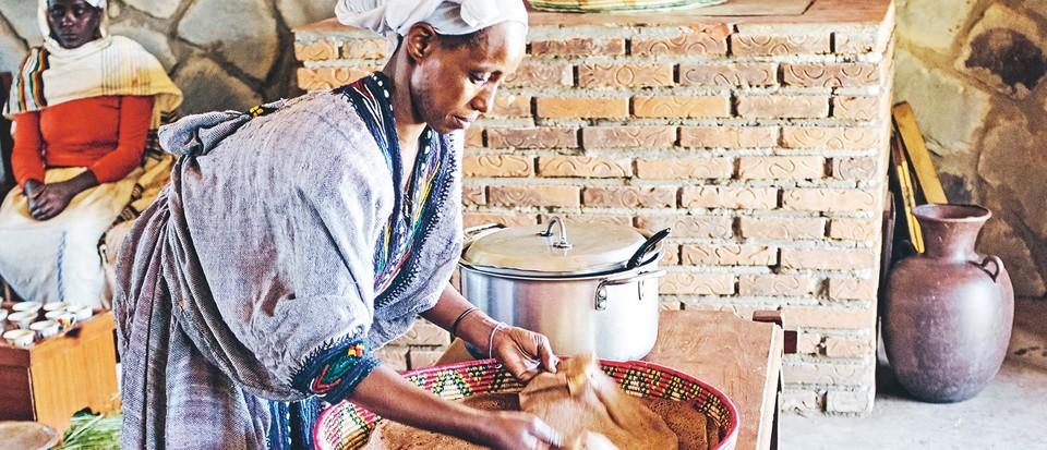 Cook like a local: Ethiopia