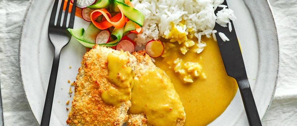 Vegan Katsu Curry Recipe Olivemagazine