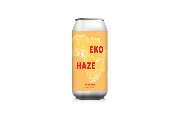 A can of Eko Haze