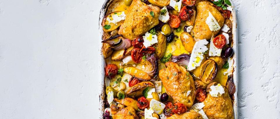38 Healthy Chicken Recipes Under 500 Calories Olivemagazine