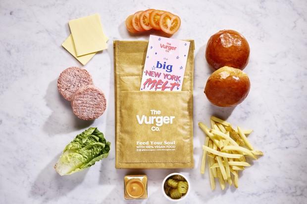 Meal Kit Vurger Co