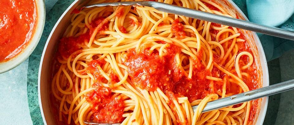 Tomato Pasta Sauce Recipe Olivemagazine
