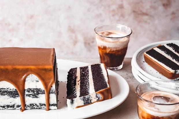 Gâteau au café vietnamien