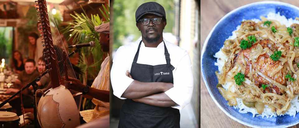 ep 211 – a celebration of Senegalese food with Little Baobab