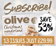 olive Christmas subscription deal