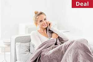 Beurer HD75UK Electric Throw