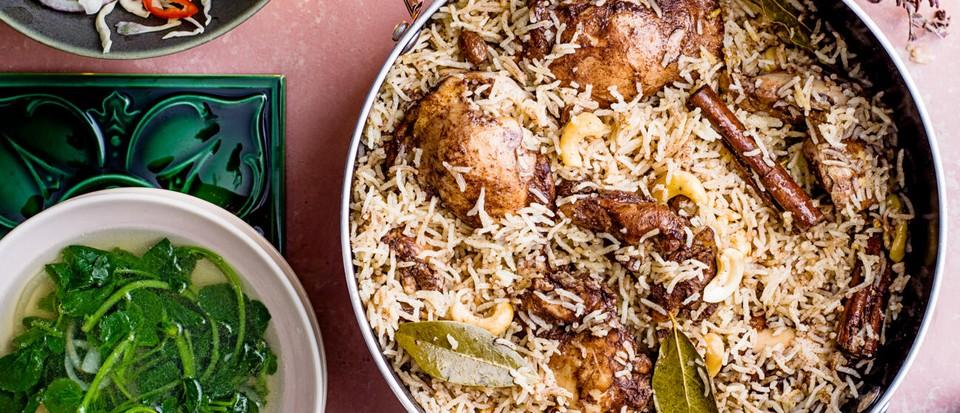 Best Burmese recipes
