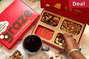 graze snack boxes