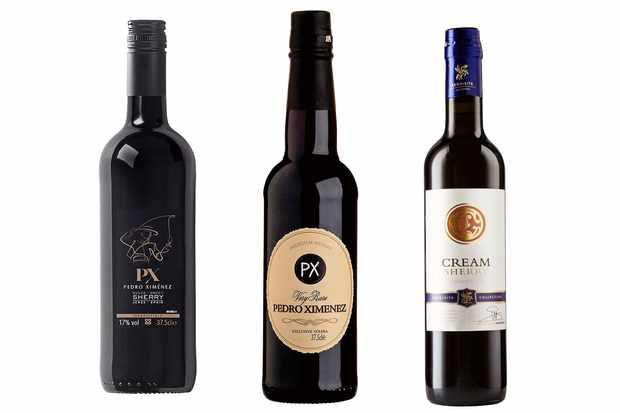 """sherry """"title ="""" sherry """"/>   <p><em> Vous recherchez le meilleur vin de supermarché? Vous voulez savoir quel sherry acheter? Poursuivez votre lecture pour les meilleures bouteilles à partir d'une variété de niveaux de prix… </em></p> <hr> <h2> Meilleur sherry sucré de supermarché </h2> <h3> Or: <a href="""