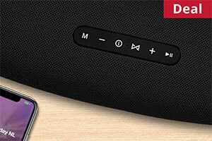 Aquarius Bluetooth Speaker