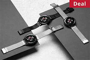 AQ137 Fitness Watch
