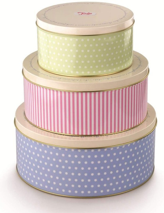 Tala Originals Round Cake Tins Set of 3