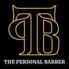 The Personal Barber logo