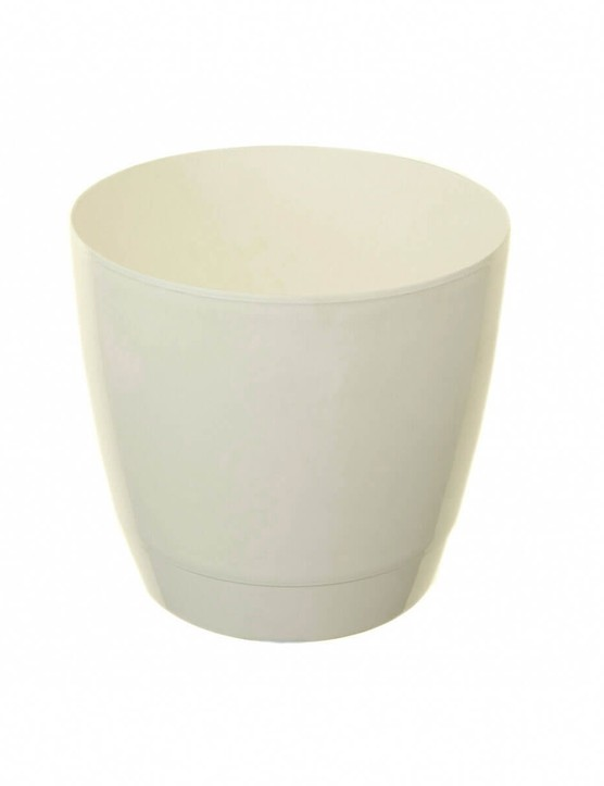 Whitefurze Indoor Round Pot