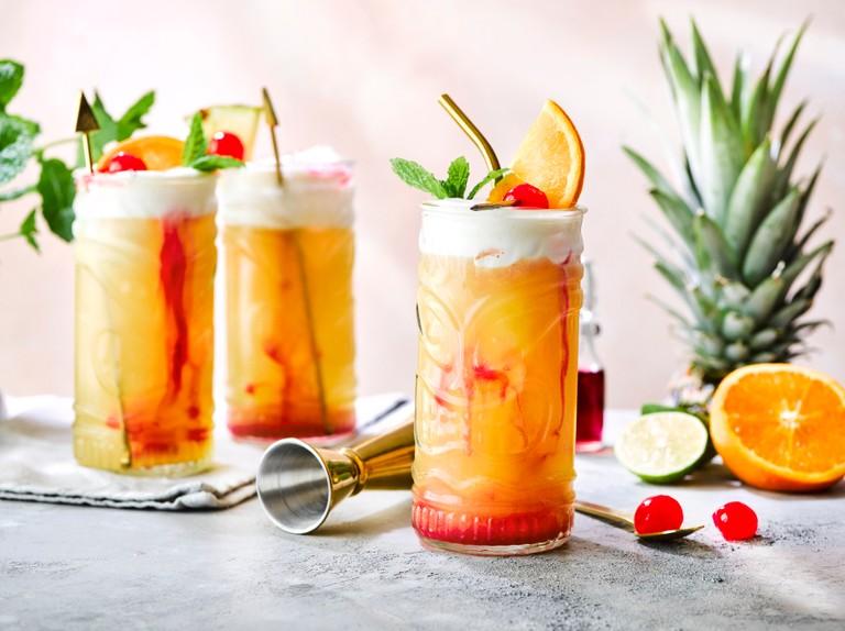Zombie Cocktail Recipe - olivemagazine