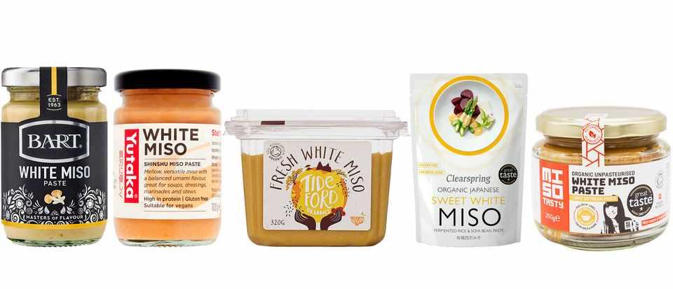Best white miso taste test