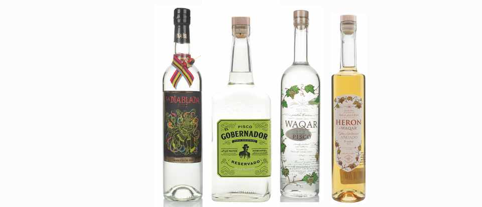 What is pisco?