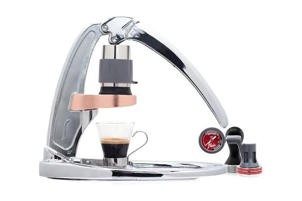Flair Signature espresso maker bnudle