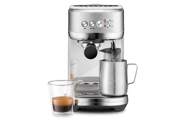 Sage Bambino PLus SES500BSS espresso machine