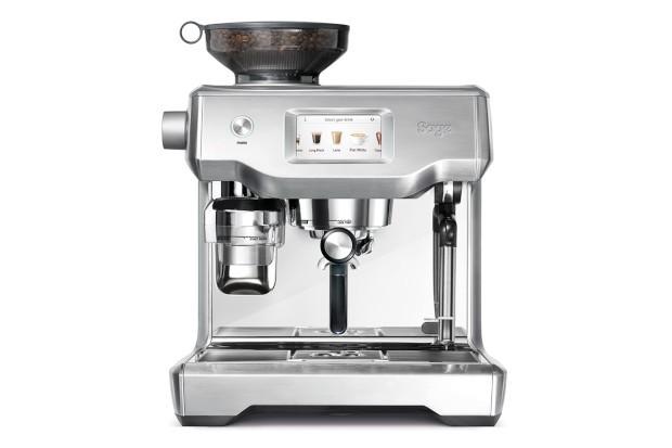 Sage Oracle Touch espresso machine
