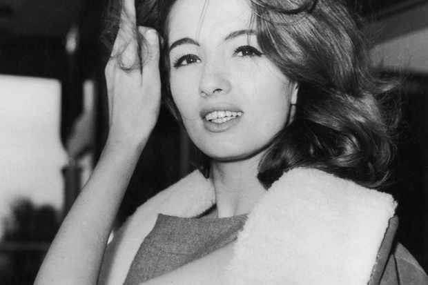 Christine Keeler © Getty Images
