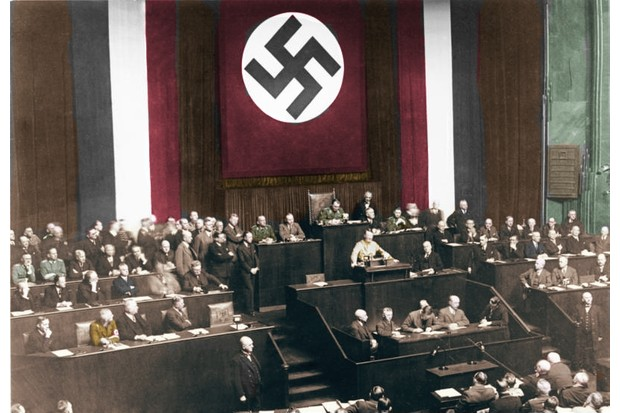 The Enabling Act of 1933 (Public Domain)