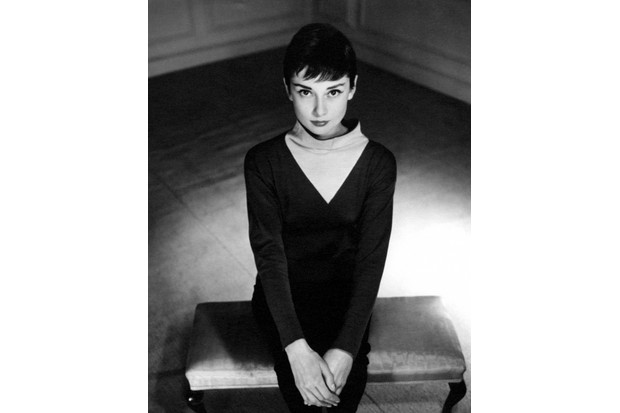 Audrey Hepburn by Antony Beauchamp, 1955 © Reserved
