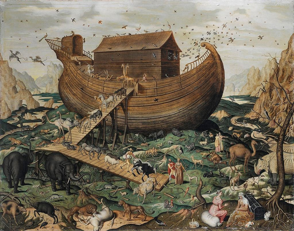 Was there really a 'Great Flood'? © Wikimedia Commons