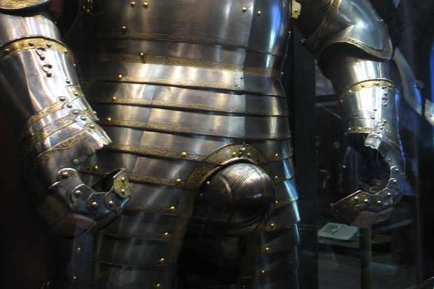 How big was Henry VIII's codpiece? © Wikimedia Commons