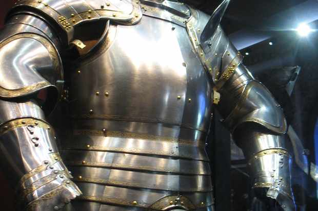 How big was Henry VIII's codpiece? © Wikimedia Commons