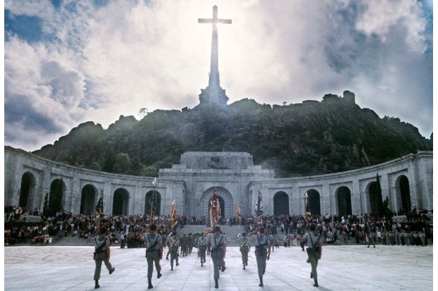 Franco is buried in the Valley of the Fallen, his memorial to the Spanish Civil War © iStock