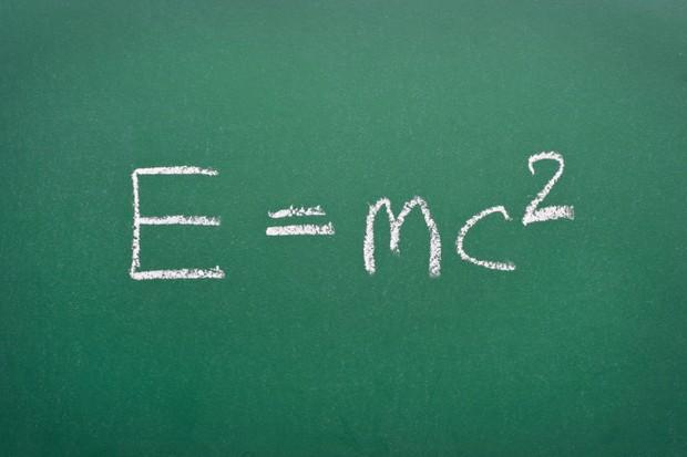 Mass-energy equivalence formula