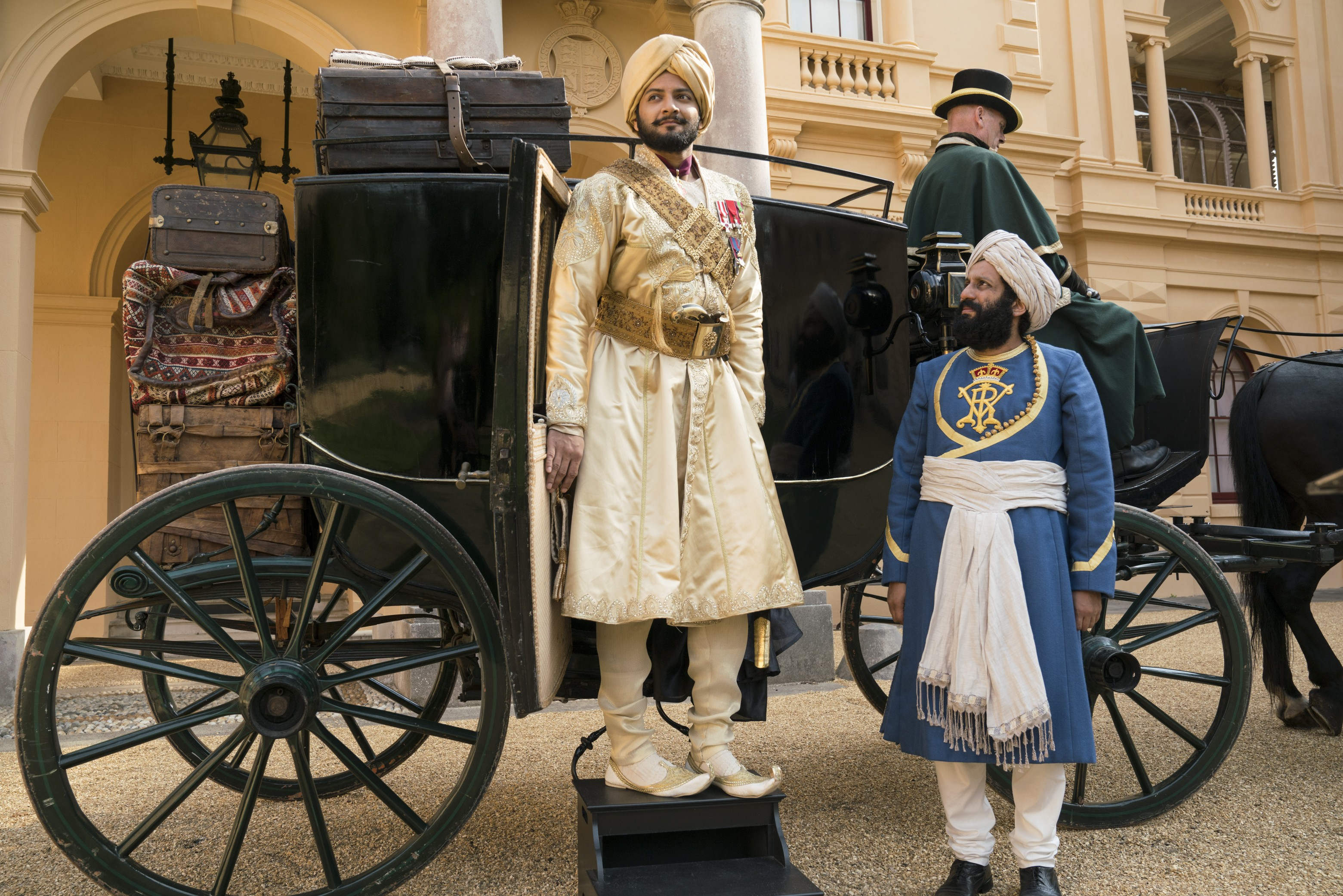 Victoria and Abdul © BBC