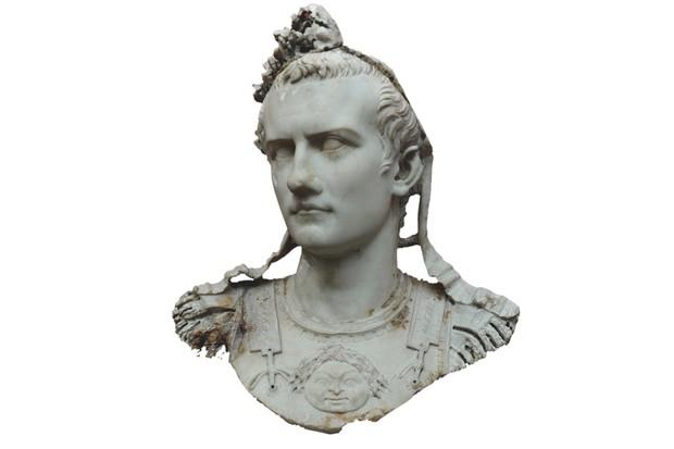Emperor Caligula. © SuperStock