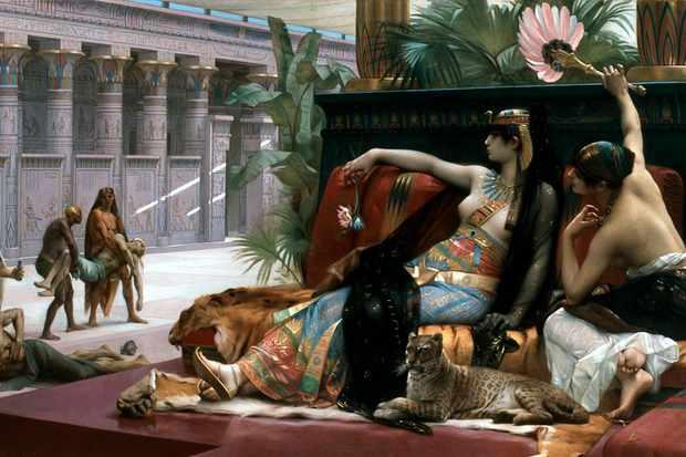 How many Cleopatras ruled Ancient Egypt? © Wikimedia Commons