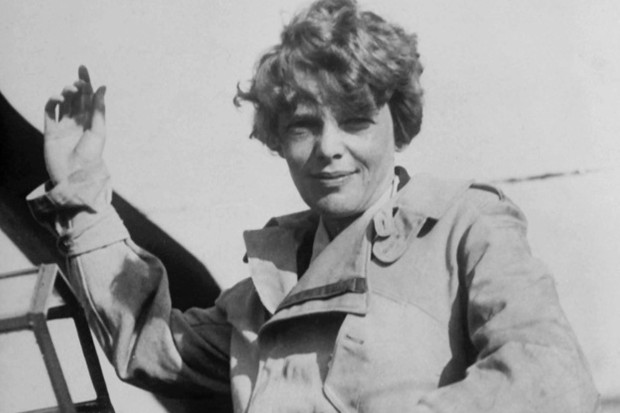 Earhart travelled the 2,000 miles from Newfoundland to Ireland in a little less than 15 hours © Getty Images