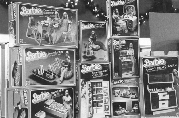 Five facts about Barbie through the ages (public domain)