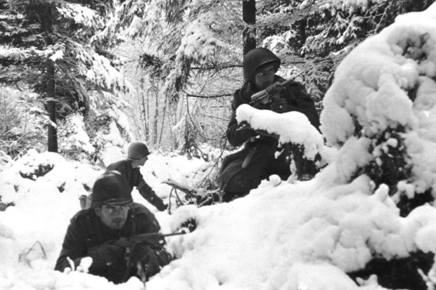 Why was it called the battle of the Bulge? © Getty Images
